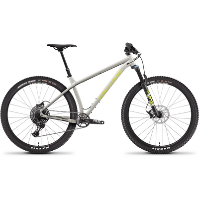 Santa Cruz Chameleon 29 AL R-Kit grey full view