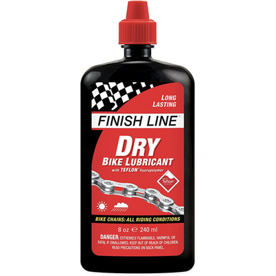 Finish Line Dry Lube 8oz full view