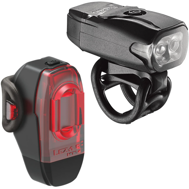 Lezyne LED KTV Drive pair full view
