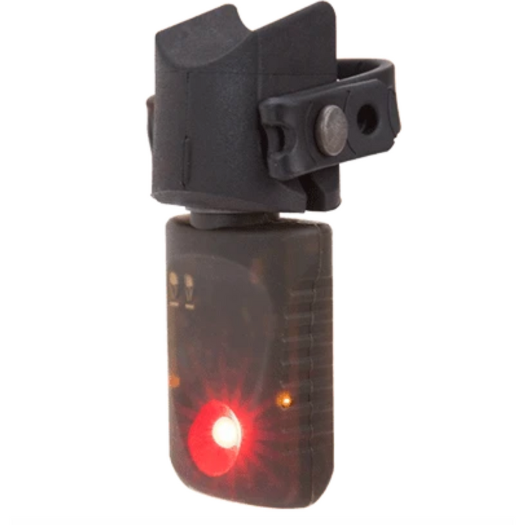 Vya Light and Motion tail light full view
