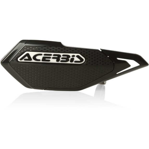 Acerbis X-Elite Handguard Black/Black full view