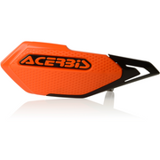 Acerbis X-Elite Handguard Orange/Black full view