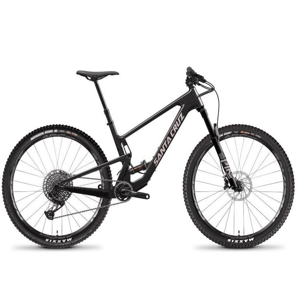 Santa Cruz Tallboy 4 CC X01 ebony full view
