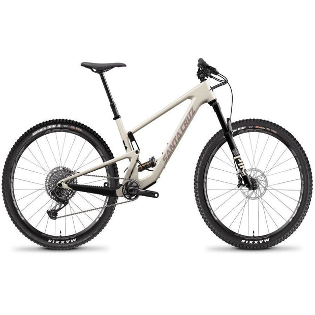 Santa Cruz Tallboy 4 CC X01 ivory full view