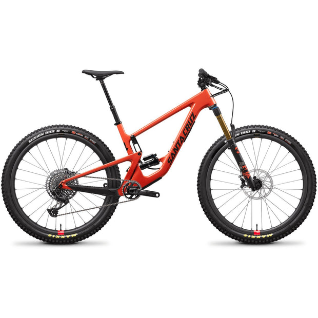 Santa Cruz Hightower 2 CC 29 X01 Reserve Wheels ember full view
