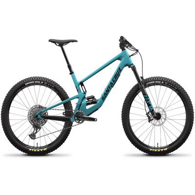 Santa Cruz 5010 C 27.5 S-Kit Loosely blue full view