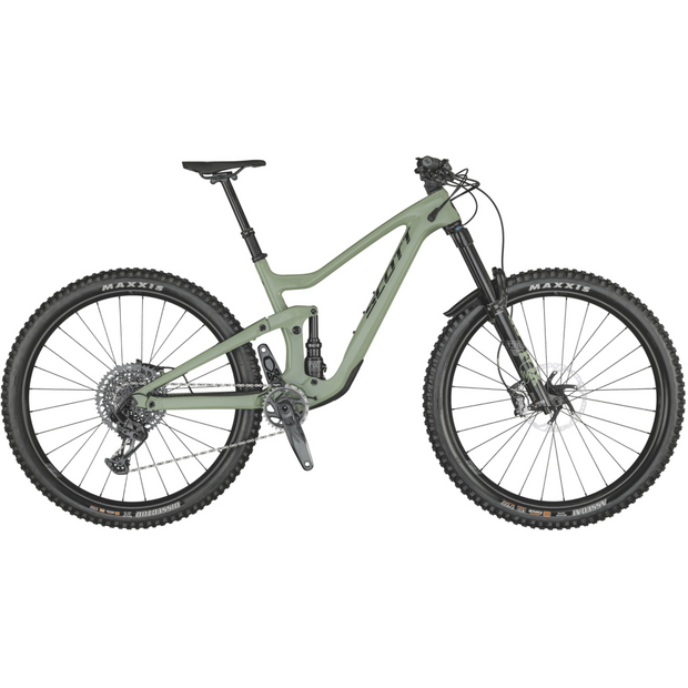 Scott Random 910 green full view