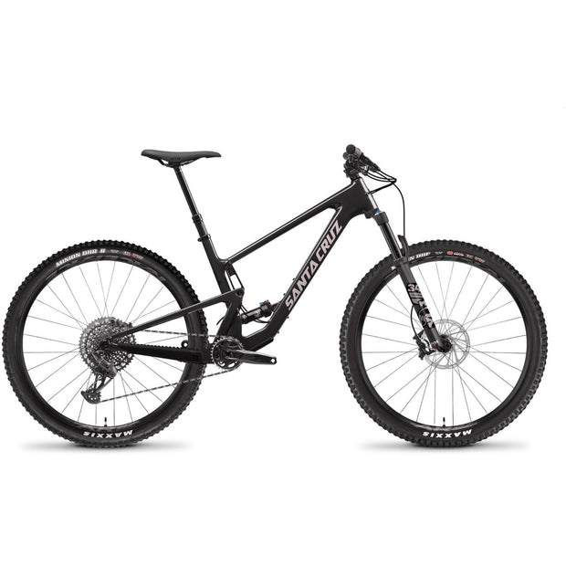 Santa Cruz Tallboy 4 C 29 S-Kit black full view