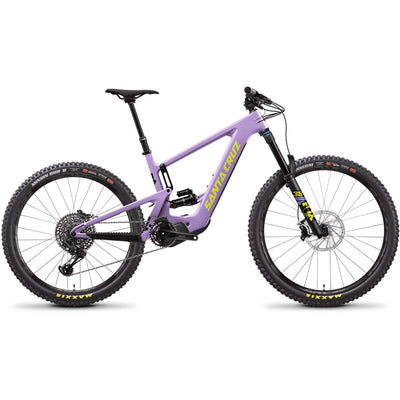 Santa Cruz Bullit CC MX S-Kit lavender full view