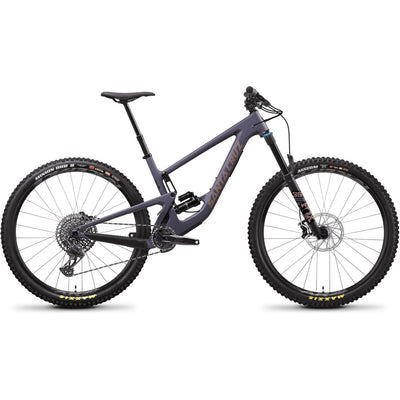 Santa Cruz Megatower 1 CC 29 S-Kit grey full view