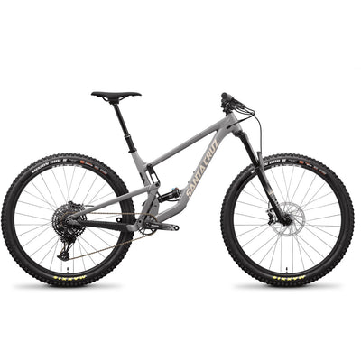 Santa Cruz Hightower 2 AL 29 D-Kit storm grey full view