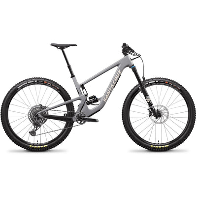 Santa Cruz Hightower 2 C 29 S-Kit grey full view