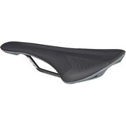 Spank Spike Saddle 160 Black/Gray full view