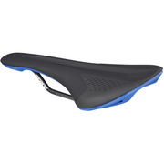 Spank Spike Saddle 160 Black/Blue full view