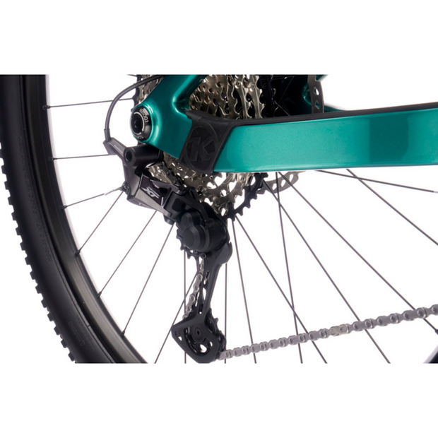 2021 Kona Hei Hei CR drive train
