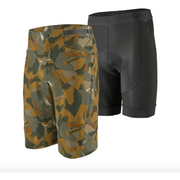 Patagonia Men's Dirt Craft Shorts painted field