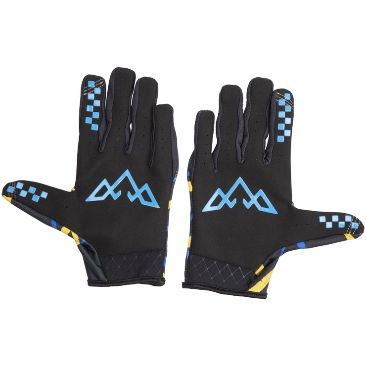 Tasco Double Digits MTB Glove Process palm view