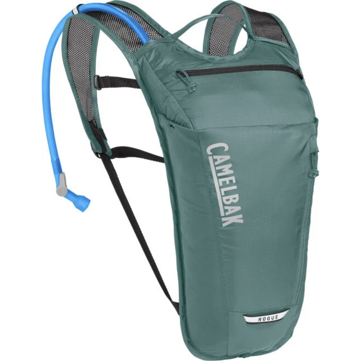 CamelBak Rogue Light 70oz teal/black front view