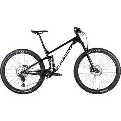 2021 Norco Fluid FS 1 29 silver/black full view