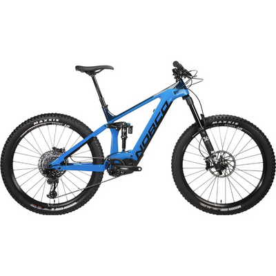 2021 Norco Sight VLT C1 27.5 navy blue/process blue full view