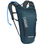 CamelBak Classic Light 70oz Hydration Pack gibraltar navy/black front view