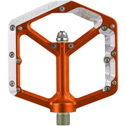 Spank Oozy Trail Pedals orange