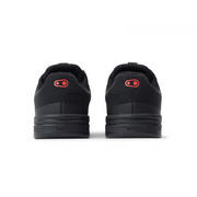 Crankbrothers Stamp Lace black/red shoes pair side view