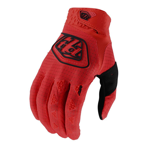 Troy Lee Designs Air Glove, Red, Full View