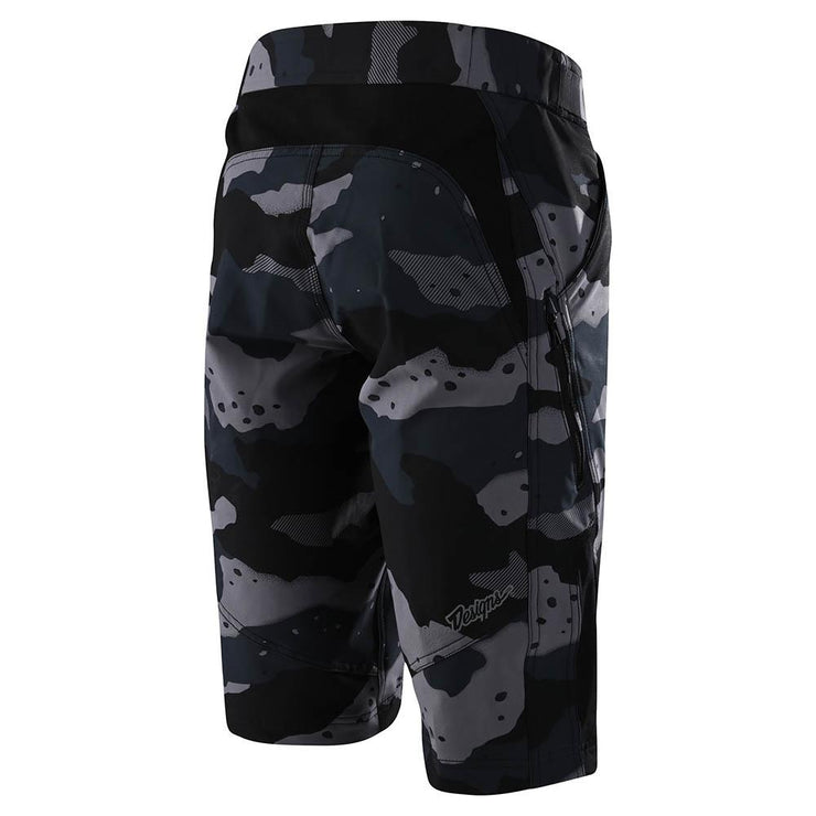 Troy Lee Designs Ruckus Short camo back view