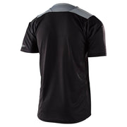 Troy Lee Designs Skyline Jersey black gray back