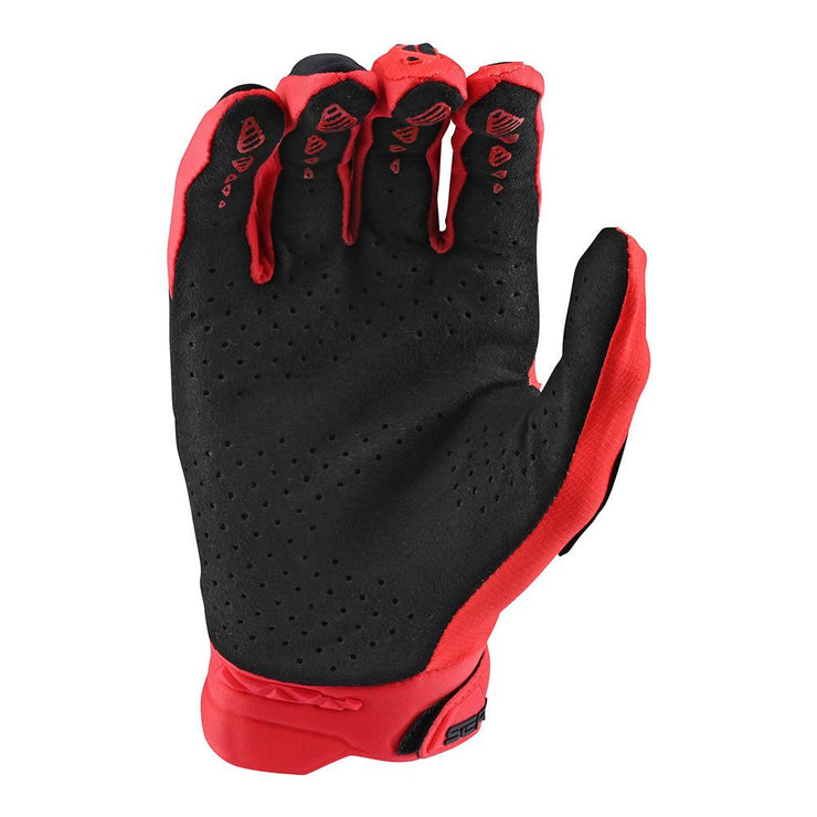 Troy Lee Designs SE Pro Glove red palm