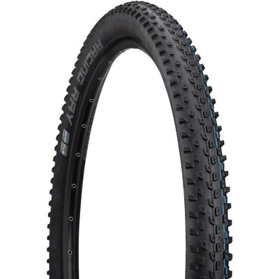 Schwalbe Racing Ray Tire - 29 x 2.25, Tubeless, Folding, Black, Evolution, Super Ground, Addix SpeedGrip, Full View