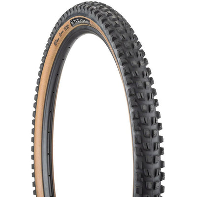 Teravail Kessel Tire - 29 x 2.4, Tubeless, Folding, Tan, Durable, Full View