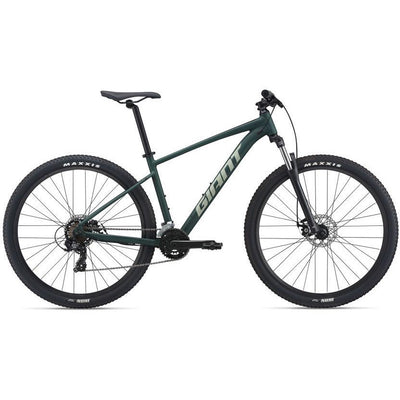 2021 Giant Talon 29 4 Trekking green full view