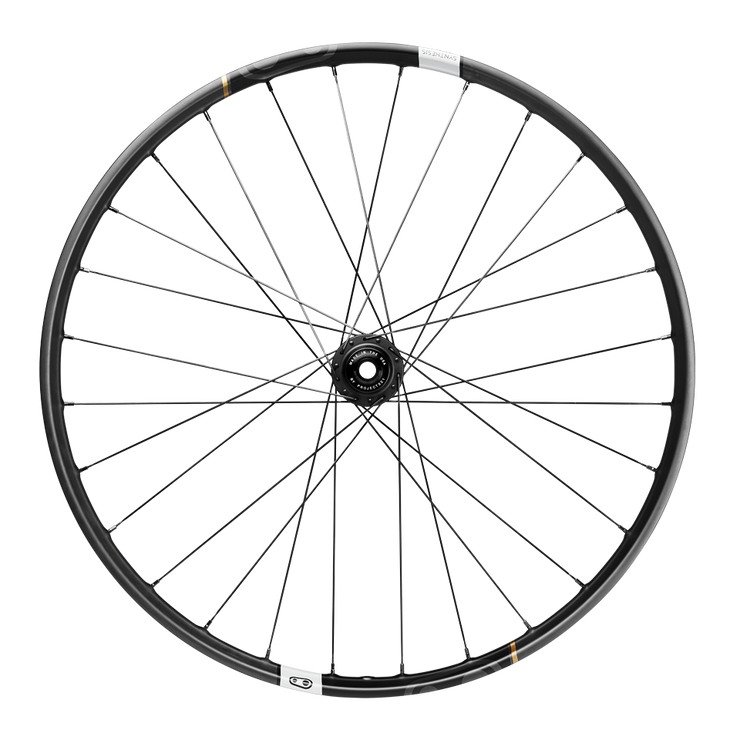 "Crankbrothers Synthesis Enduro 11 27.5"" Boost Wheelset front wheel"