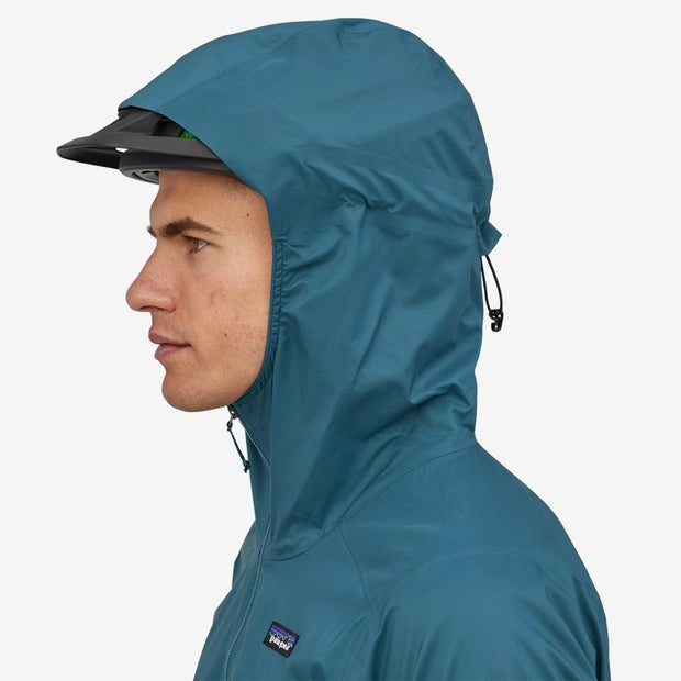 Patagonia Men's dirt Roamer Jacket hood