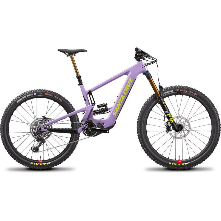 2021 Santa Cruz Bullit 3 XO1 COIL, CARBON CC, MX, RSV, Full View