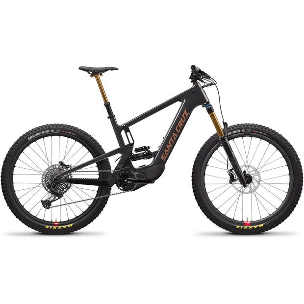 2021 Santa Cruz Heckler 8 CC XO1 RSV, Blackout/Copper, Full View