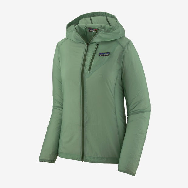 Patagonia Women's Houdini Jacket Gypsum Green