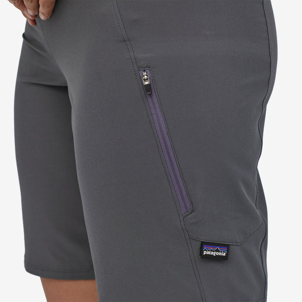 Patagonia Women's Tyrolean Shorts pocket detail