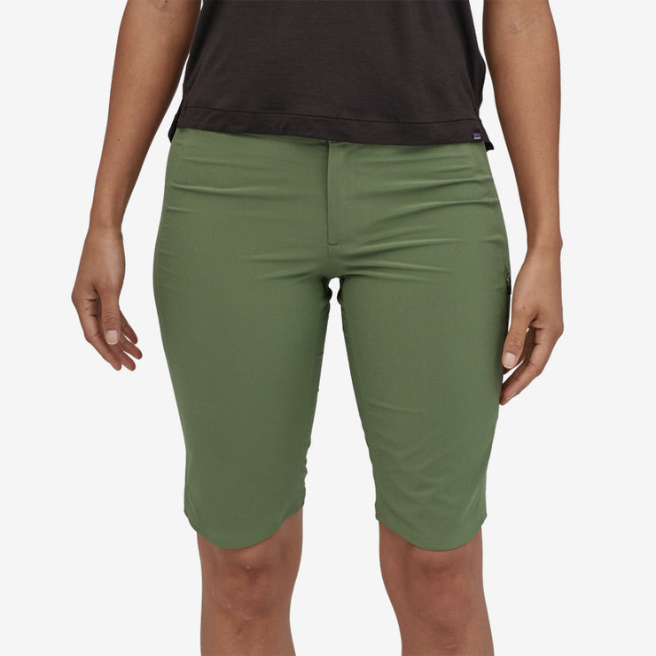 Patagonia Women's Dirt Roamer Short Camp Green