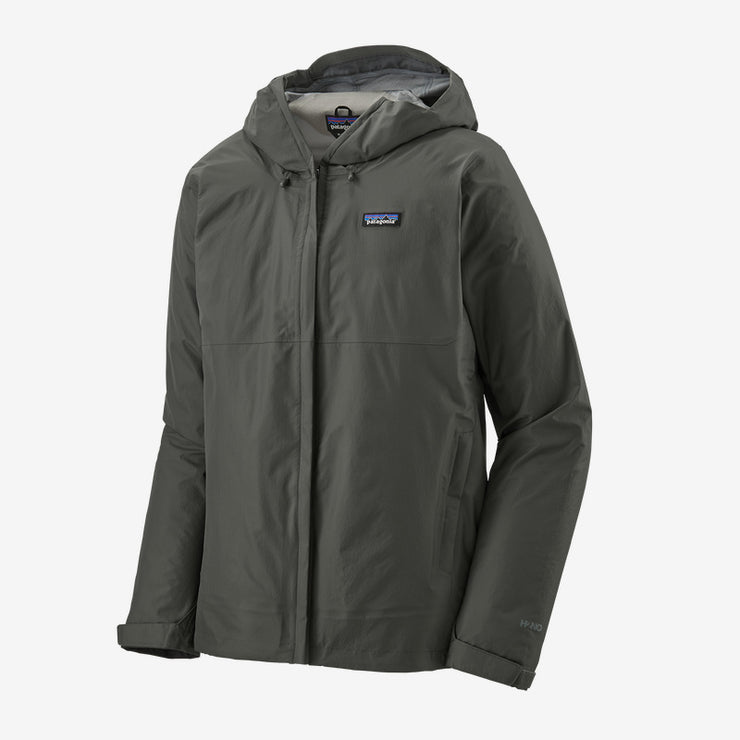 Patagonia Men's Torrentshell 3L Jacket Forge Gray