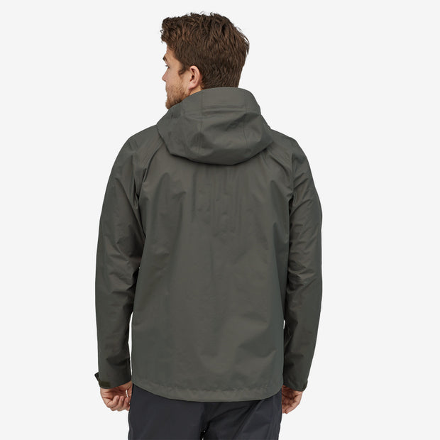 Patagonia Men's Torrentshell 3L Jacket back view