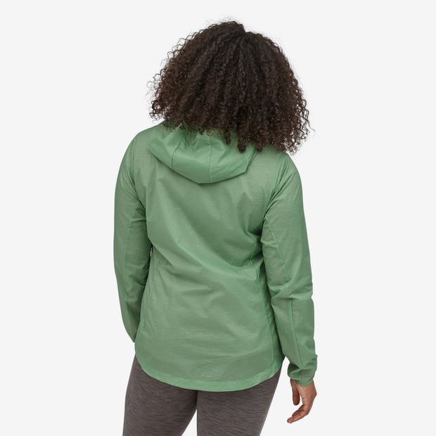 Patagonia Women's Houdini Jacket back view
