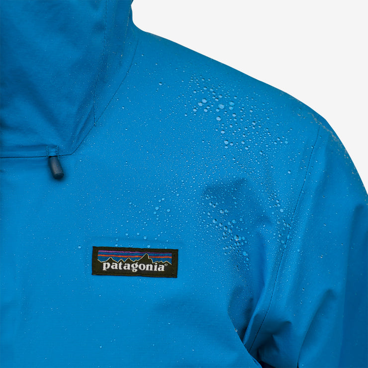 Patagonia Men's Torrentshell 3L Jacket water repellent detail