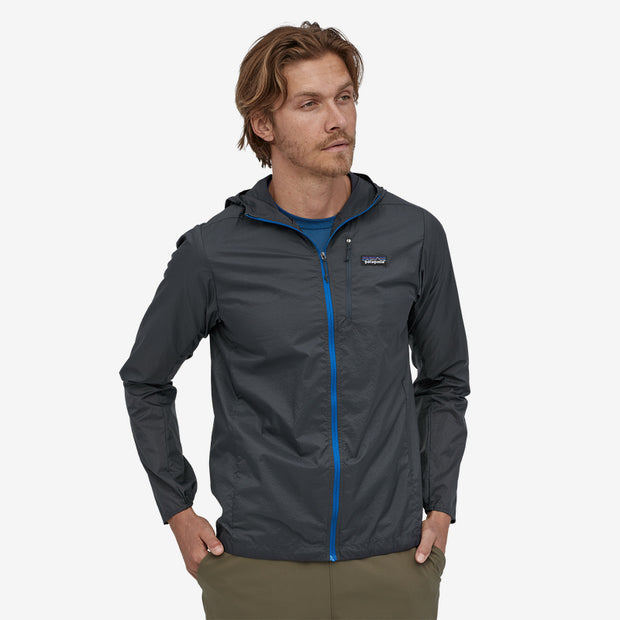 Patagonia Men's Houdini Jacket on model