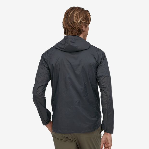 Patagonia Men's Houdini Jacket on model back view