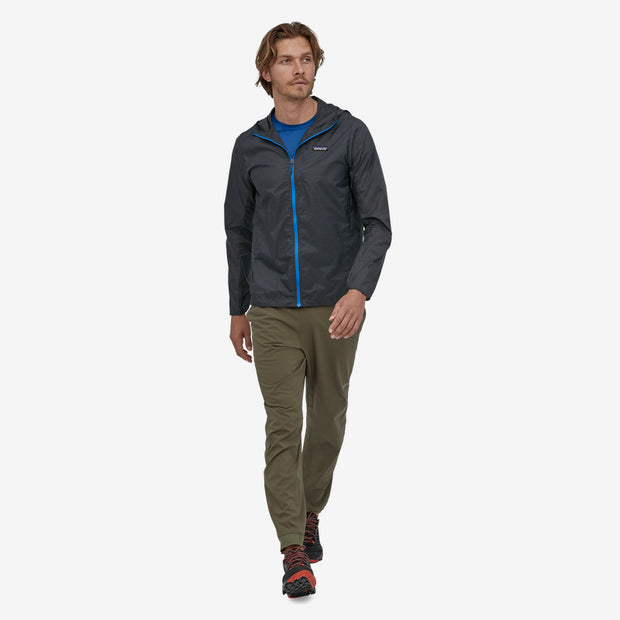 Patagonia Men's Houdini Jacket on model full body view