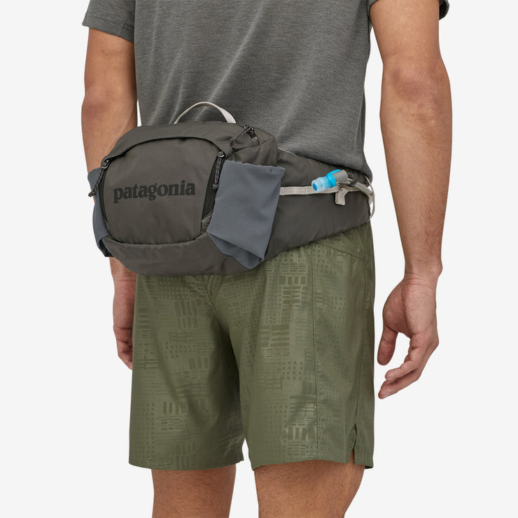 Patagonia Nine Trails Waist Pack 8L on model back view