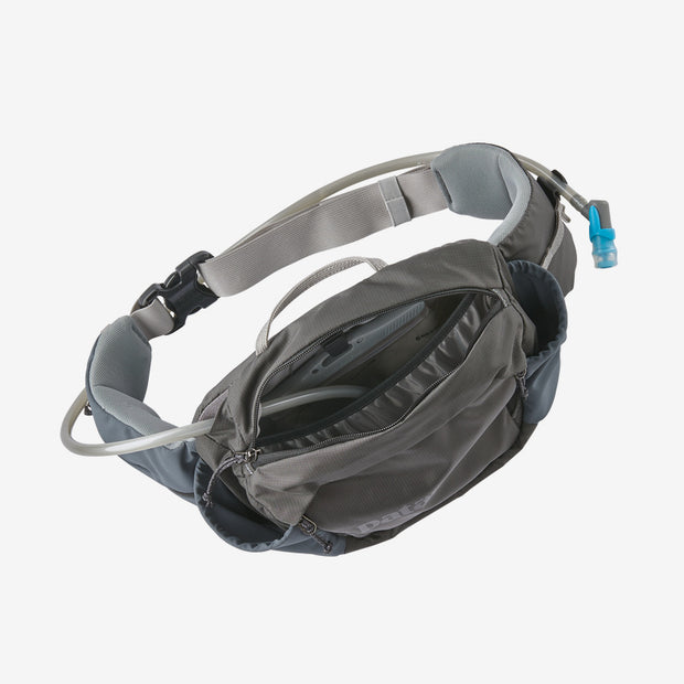 Patagonia Nine Trails Waist Pack 8L on model top view